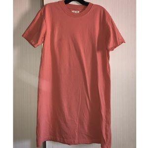 Madewell tshirt dress